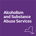 Alcoholism and Substance Abuse Services logo