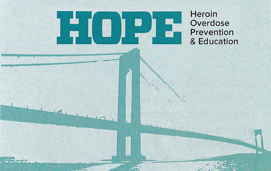 HEROIN OVERDOSE PREVENTION AND EDUCATION (HOPE) logo